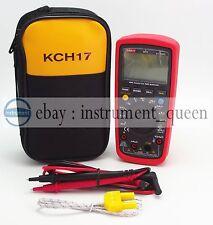 UNI-T UT139C with Case KCH17 True RMS LCD Digital Auto Range Multimeter AC/DC