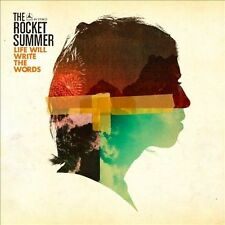 Rocket Summer Life Will Write the Words CD