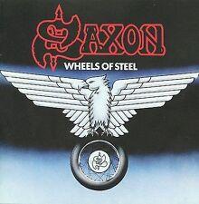 (CD) Saxon - Wheels of Steel (Remastered; includes Bonus Tracks)