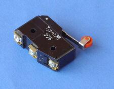 Microswitch con funzionamento a rotella 10A