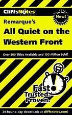 All Quiet on the Western Front by Erich Marie Remarque(2000)    99 cent Shipping