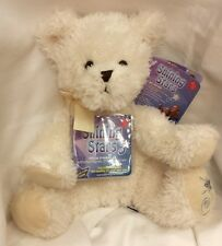 SHINING STARS CREAM BEAR, BRAND NEW UNUSED, GREAT PLUSH