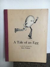 A Tale of an Egg Tolmie Hardcover 1975