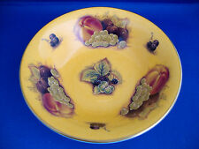 Aynsley Orchard Gold Oatmeal Bowl New with labels - Factory Now Closed