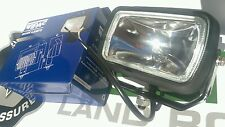 Land Rover Defender 90, Discovery, Work Light Lamp, WIPAC BRAND, LARGE 156MM