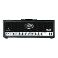 Peavey 6505 120-Watt High Gain Guitar Amplifier 3-Band EQ Amp Head + Footswitch