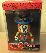 """Believe in Magic Sorcerer Mickey 2013 January Poster Series 3"""" Vinylmation"""