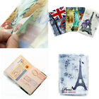 Hot Journey Travel Passport Holder Wallet Purse ID Card Organizer Case Cover