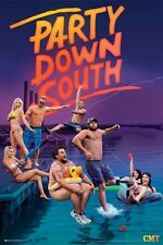 PARTY DOWN SOUTH POSTER ~ DOCK HIJINKS 24x36 TV Taylor Wright Tiffany Heinen