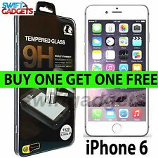 100% GENUINE TEMPERED GLASS SCREEN PROTECTOR FOR APPLE IPHONE 6S - NEW