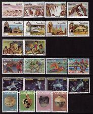 Namibia 1996  year set of  6 sets
