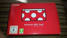 NINTENDO 3DS MARIO CLUB NINTENDO 1000 LIMITED EDITION (NEW)