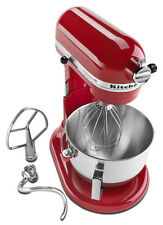 KitchenAid Stand Mixer 450-W 10-Speed 5-Quart RKg25h0XER Red Professional