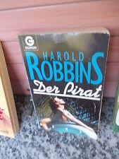 Der Pirat, ein Roman von Harold Robbins