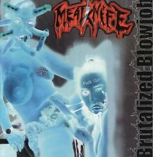 Meatknife - Brutalized Blowjob - CD