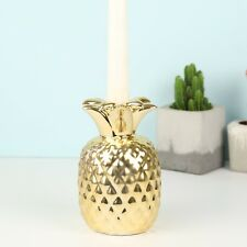 Temerity Jones Gold Pineapple Candle Holder