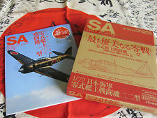 FINE MOLDS 1/72 Mitsubishi A6M3 Model 22 ZERO w/Scale Aviation Magazine Mar 2013