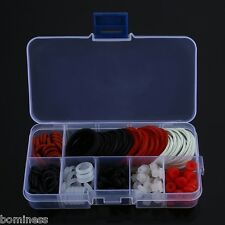 Tattoo Accessories O-rings Rubber Bands Pin Cushions Supplies with Storage Case