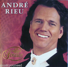Andre Rieu & the Johann Strauss Orch - 100 Years of Strauss (CD, 1999, Philips)