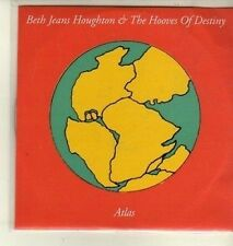 (CW362) Beth Jeans Houghton & The Hooves of Destiny, Atlas - 2012 DJ CD