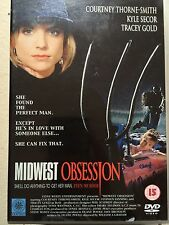 Courtney Thorne-Smith MIDWEST OBSESSION ~ 1995 True Life Drama | UK DVD