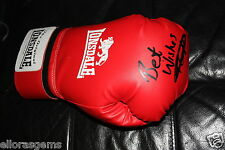 Tommy Coyle 'Boom Boom' IBF International lightweight Hand Signed Boxing Glove B