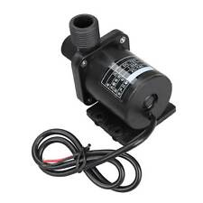 Ultra Quiet Mini DC 12V 4M 650L/H Brushless Motor Submersible Water Pump New