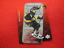1995 SP Mario Lemieux Stars hockey card   Penguins   # e22