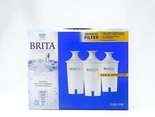 3PACK Brita Water Filter Pitcher Advanced Replacement Filters