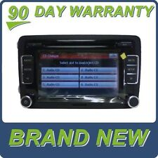 10 11 12 13 Volkswagen VW Jetta Passat EOS GTI RCD-510 Radio Screen 6 CD SD MP3