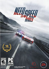 Need for Speed Rivals PC Game Brand New and Sealed