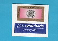 ITALIA VARIETA' PRIORITARIO 2,20 NON PERFORATO  2811Da ATTENZIONE ALL'INSERZIONE