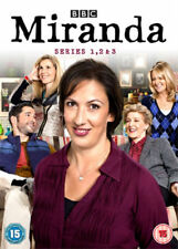 Miranda - Series 1-3 [DVD] New MINOR BOX WEAR UNSEALED