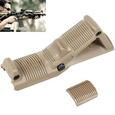 Tactical Angled Foregrip Hand Guard Front Grip for Picatinny Quad Rail-New