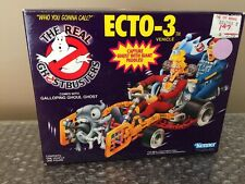 Vintage 1986 Kenner The Real Ghostbusters Ecto-3 Vehicle /In Original SEALED BOX