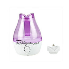 ULTRASONIC COOL MIST HUMIDIFIER 25W 250ML/HR USE HOME OR HYDROPONICS