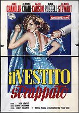 CINEMA-manifesto ILVESTITO STRAPPATO chandler,crain,carson;ARNOLD