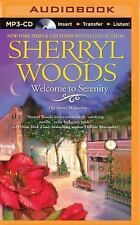Sweet Magnolias: Welcome to Serenity 4 by Sherryl Woods (2015, MP3 CD,...