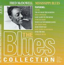 FRED McDOWELL, Mississippi Blues [1995 CD] Orbis Collection