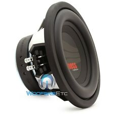 "RAINBOW 10"" AMBOSS BASS PRO SUBWOOFER SPEAKER DVC GERMAN MADE CAR AUDIO SUB NEW"