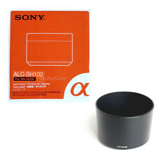 NEW Sony ALC-SH102 Lens Hood for SAL55200 Alpha Camera Accessories Made in JAPAN