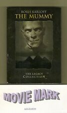 """THE MUMMY"" (Universal) Boris Karloff Legacy Collection 2-Disc DVD 5 films RARE!"