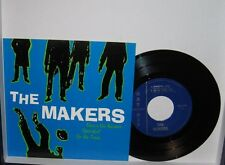 THE MAKERS this is the answer 3 SONG EP USA PS get hip garage punk oop rareL@@K
