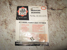Vintage RC Boat Boats Reducer Bushing By Octura 11/ 32 to 1/4 0C-8RB