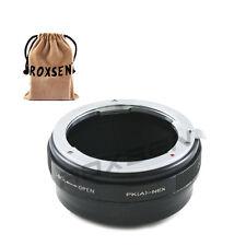 Pentax K mount PK DA AF lens to Sony E Mount NEX Adapter NEX-3 5 A7R A7 II A6000