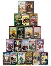 Redwall Collection Set 1-22 Childrens Books Action, Adventure, magic and Fantasy