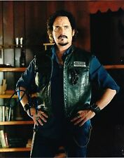 KIM COATES SIGNED 8X10 PHOTO AUTHENTIC AUTOGRAPH SONS OF ANARCHY TIG TRAGER COA