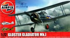 GLADIATOR MK I (RAF & IRISH AC MARKINGS) 1/72 AIRFIX NEW TOOLS