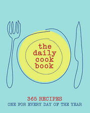 The Daily Cookbook Very Good Book