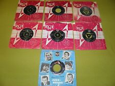 "Elvis Presley With The Jordanaires ‎- RARE UK Germany Canada ""RCA"" 7x7"" 45 EP"